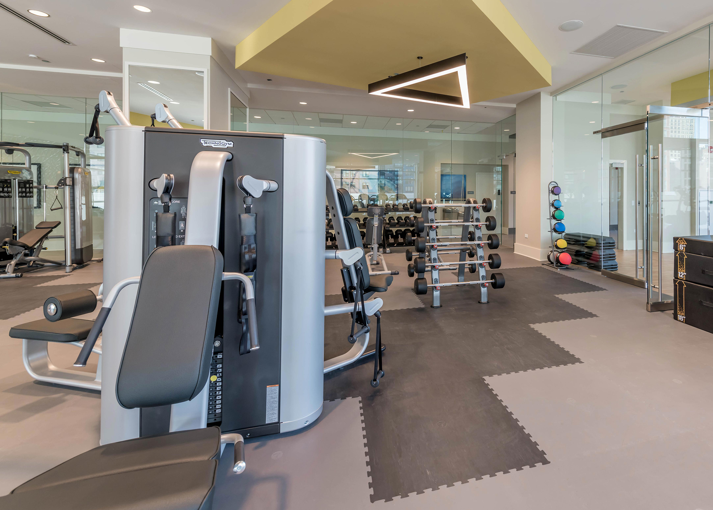 Fitness-amenities
