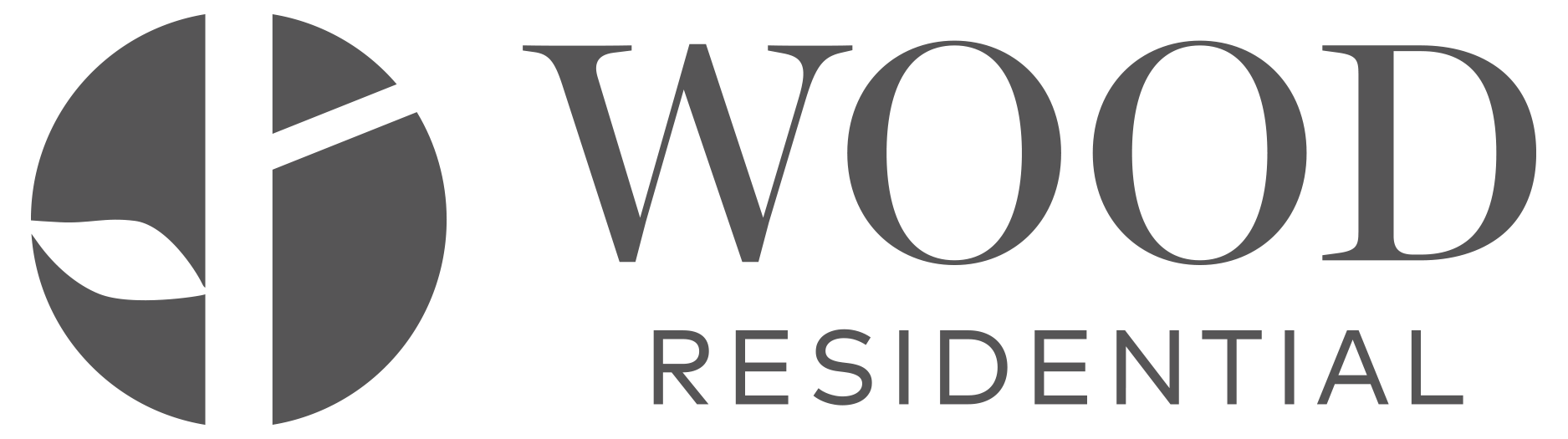 Wood Residential Logo